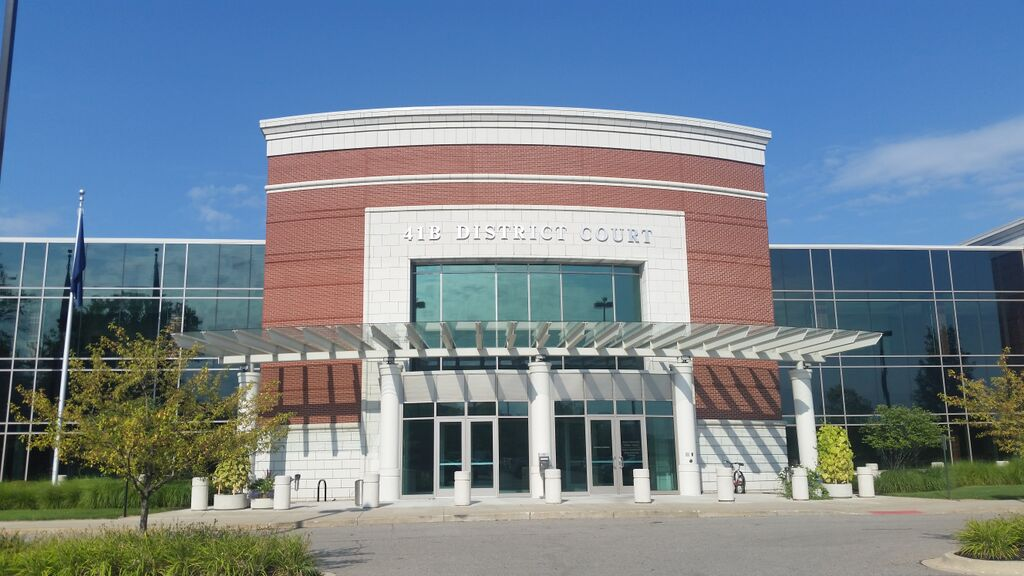 Clinton Township Bail Bonds Courthouse
