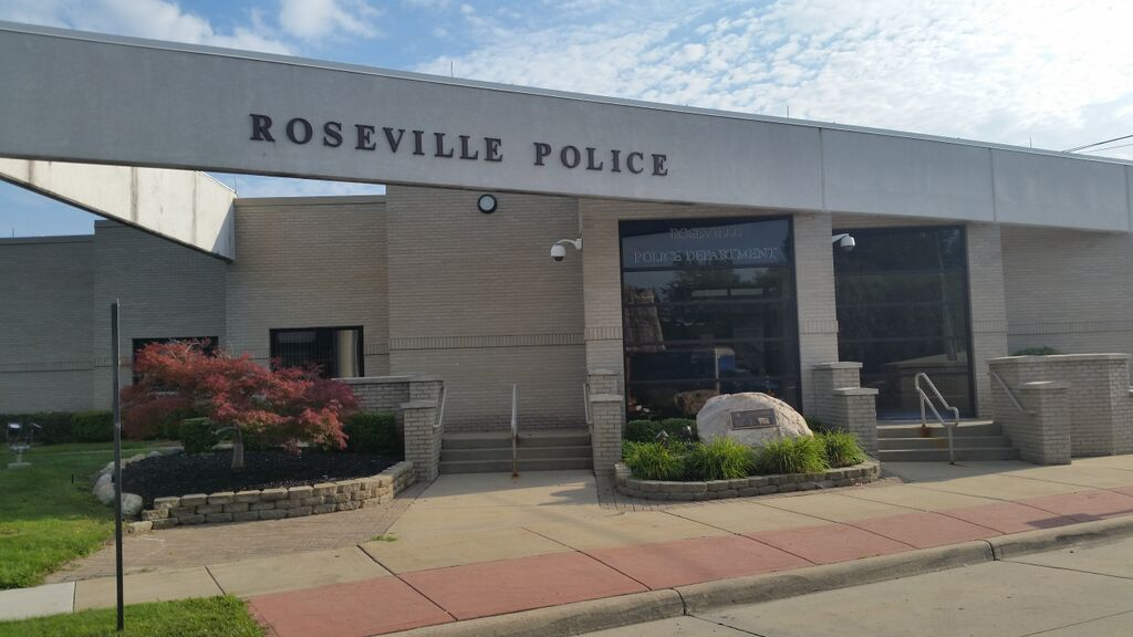Roseville Bail Bonds Police Station