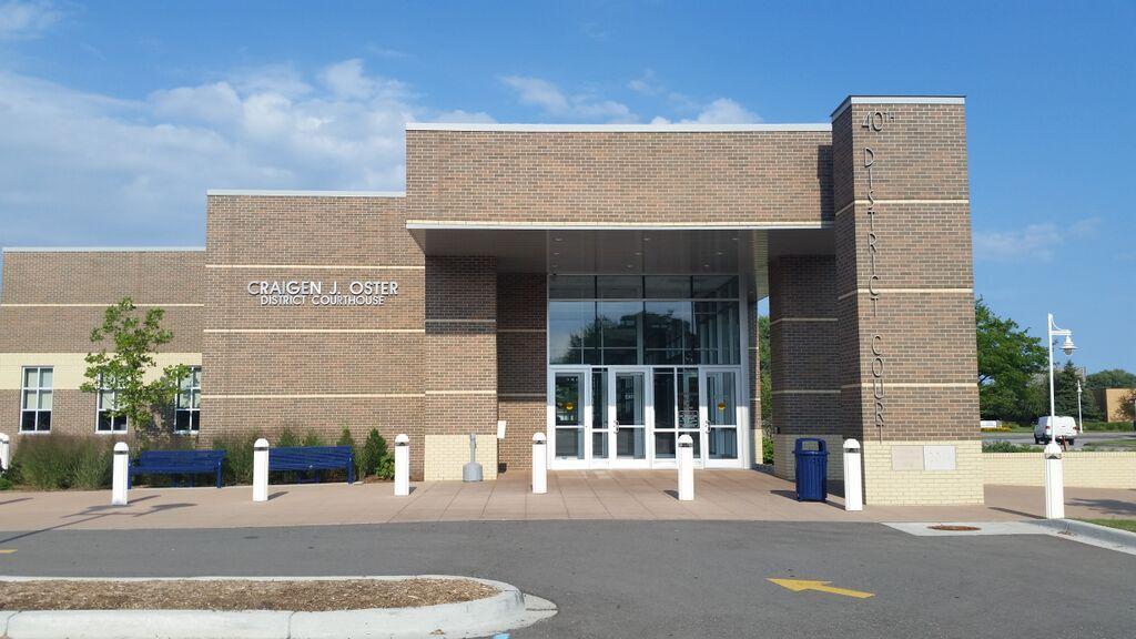 St Clair Shores Bail Bonds Courthouse Image