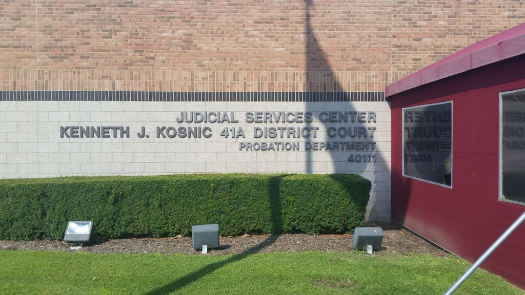 Sterling Heights Bail Bonds Courthouse
