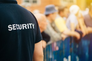 A security guard or security officer is one of many careers in law enforcement.